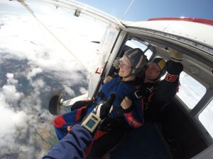 Skydive offer